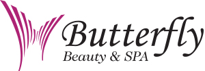 Butterfly Beauty & SPA Sticky Logo